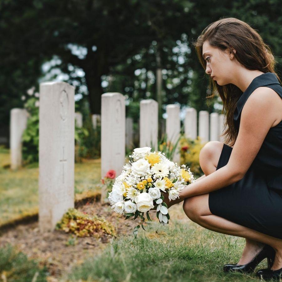 Fiori per funerale: come ordinarli online